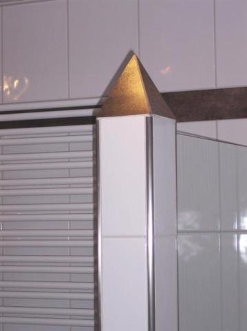 Beispiele für die Gestaltung begehbarer Duschen / Badezimmer - Platten Haas